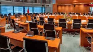 sala konferencyjna - rada polityczna